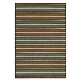 Tommy Bahama® Seaside Indoor/Outdoor Multicolor Rug
