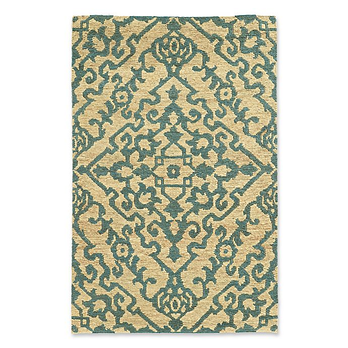 Alternate image 1 for Oriental Weavers Tommy Bahama® Valencia 10' x 13' Area Rug in Beige/Green