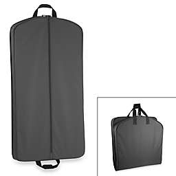 Wallybags 40 Inch Suit Length Garment Bag In Black