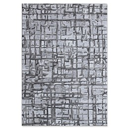 Dynamic Rugs Posh Soho Rug in Grey