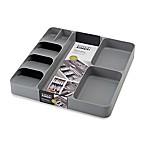Joseph Joseph® DrawerStore™ Cutlery Organizer in Grey