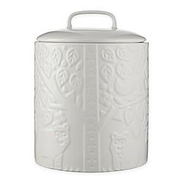 Mason Cash® In the Forest Sugar Jar in White