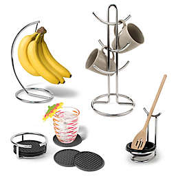Spectrum™ Euro Metal Kitchen Accessories Collection