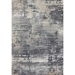 Dynamic Rugs Bali Kuta Rug in Grey