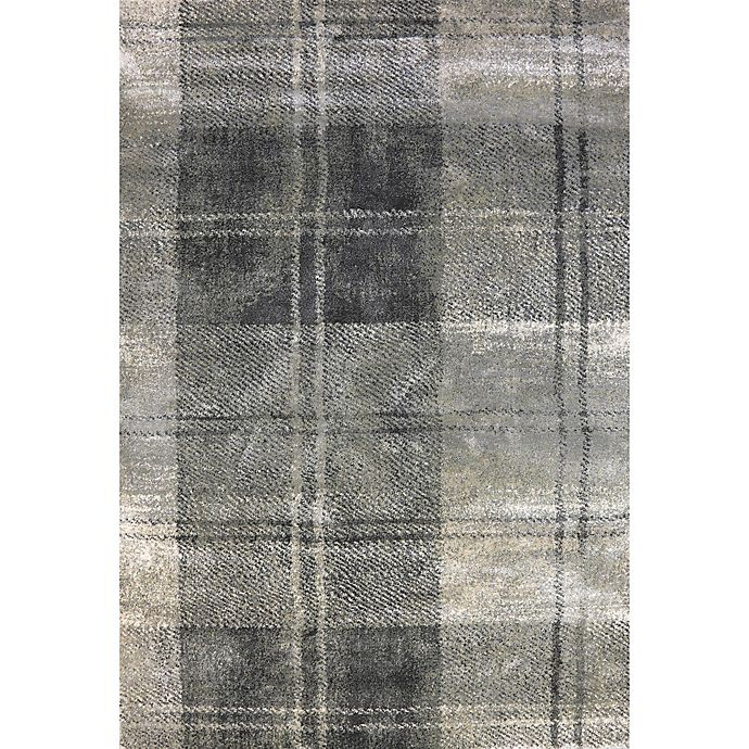Alternate image 1 for Dynamic Rugs Bali Tubam Woven 6'7 x 9'6 Area Rug in Light Grey