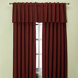 Union Square Rod Pocket/Back Tab Window Curtain Panel