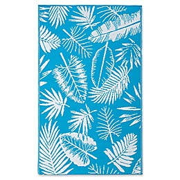 FH Home™ Savannah Indoor/Outdoor Area Rug in Blue