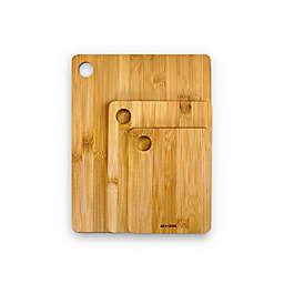Art & Cook Bamboo Cutting Board (Set of 3)