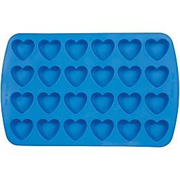 Wilton® 24-Cavity Mini Heart Silicone Mold