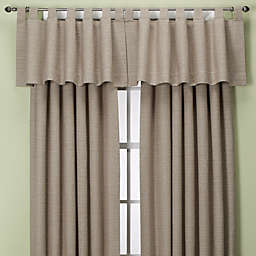 Union Square Rod Pocket/Back Tab Window Curtain Panel