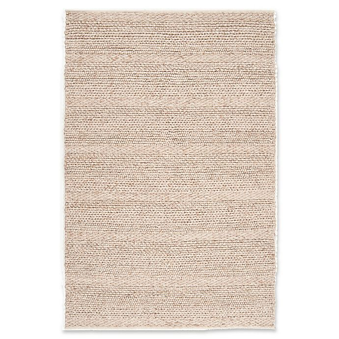 Alternate image 1 for Surya Tahoe Solids and Tonals Hand-Woven 8' x 10' Area Rug in Khaki
