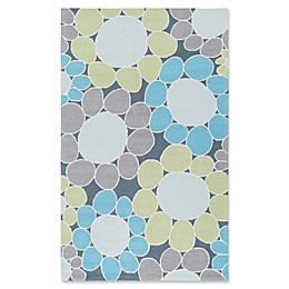 Surya Peek-A-Boo Floral Hand-Knotted Area Rug