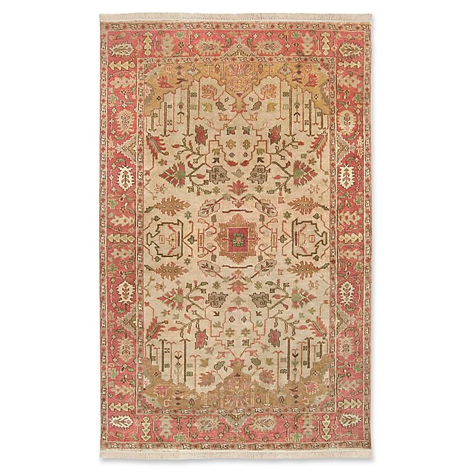 Alternate image 1 for Surya Adana Classic 9' x 13' Area Rug in Camel/Red