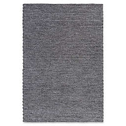 Surya Kindred 2' x 3' Accent Rug in Black