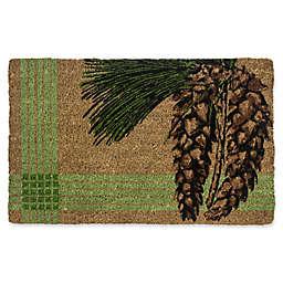 Entryways White Pine Coconut Fiber Doormat
