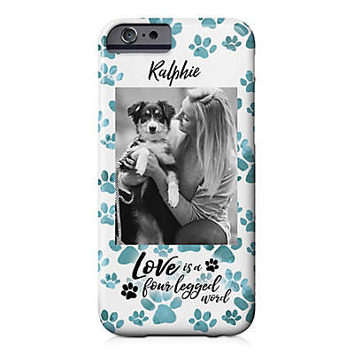 "Designs Direct ""Love is a Four Legged Word"" iPhone® Case"
