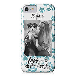 """Designs Direct """"Love is a Four Legged Word"""" iPhone® 8 Case"""