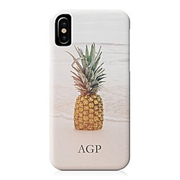 Designs Direct Sunset Pineapple Beach iPhone® Case