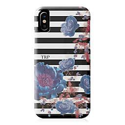 Designs Direct Floral Stripe iPhone® Case