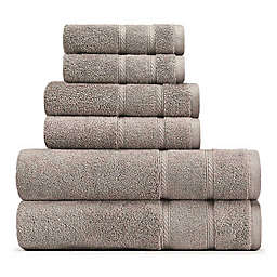 Nautica® 6-Piece Belle Haven Bath Towel Set
