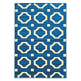 Linon Home Décor Claremont Octagon Rug