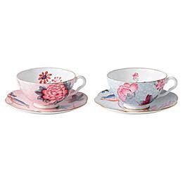 Wedgwood® Cuckoo Teacup and Saucer (Set of 2)
