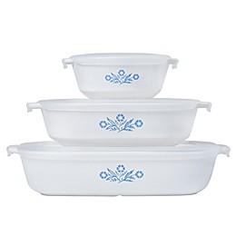 CorningWare® 60th Anniversary 6-Piece Baking Dish Set