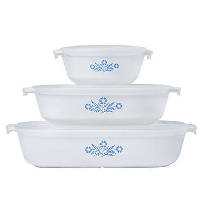 CorningWare® 60th Anniversary 6-Piece Baking Dish Set