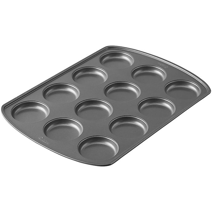 Wilton 174 Perfect Results Non Stick Muffin Top Pan Bed
