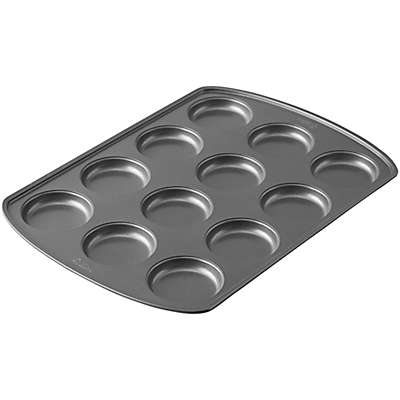 Wilton® Perfect Results Non-Stick Muffin Top Pan