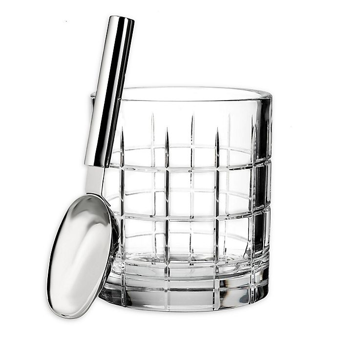 Alternate image 1 for Waterford® Cluin Ice Bucket with Scoop