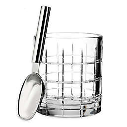 Waterford® Cluin Ice Bucket with Scoop