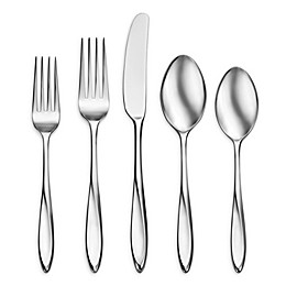 Oneida® Lunette 5-Piece Flatware Place Setting