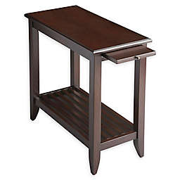 Butler Specialty Company Irvine Accent Table in Dark Brown