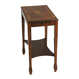 Butler Specialty Company Gilbert Side Table in Olive Ash Burl