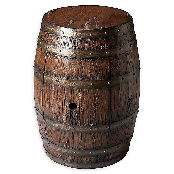 Alternate image 1 for Butler Specialty Company Lovell Barrel Table