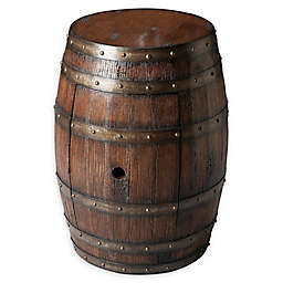Butler Specialty Company Lovell Barrel Table in Mountain Lodge