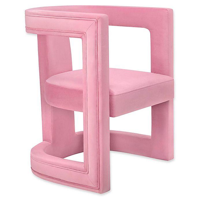 Alternate image 1 for Tov Furniture Ada Velvet Upholstered Dining Chair