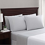 Truly Soft Everyday Cotton Blend 6-Piece Queen Sheet Set in Light Grey