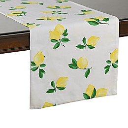 kate spade new york Make Lemonade Table Runner
