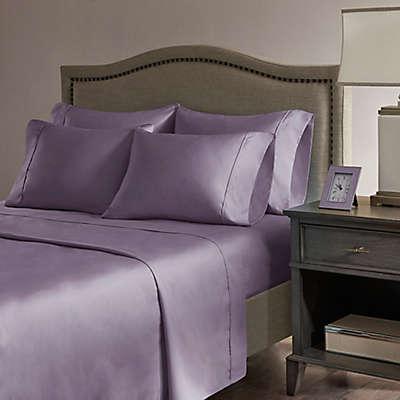 Madison Park Hotel 800-Thread-Count Cotton Blend Sheet Set