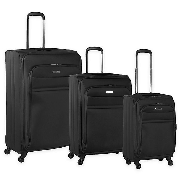 Alternate image 1 for Latitude 40°N® Ascent Spinner Luggage Collection