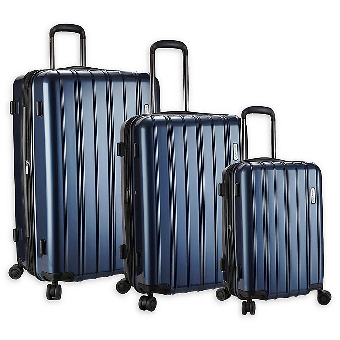 Alternate image 1 for Latitude 40°N® Ascent Hardside Spinner Luggage Collection