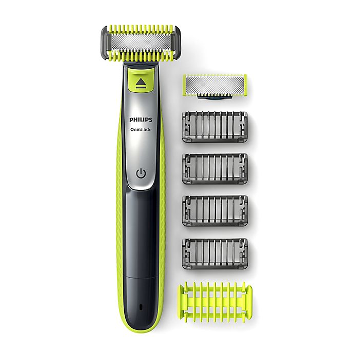 Alternate image 1 for Philips OneBlade Face & Body Trimmer