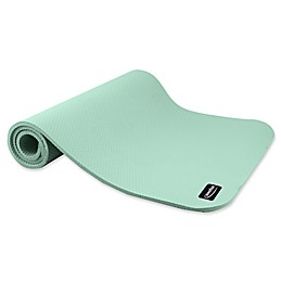 Empower® Waffle Pattern Deluxe Fitness Mat with Carry Strap