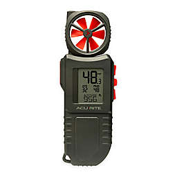 AcuRite® Portable Anemometer with Flashlight