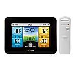 AcuRite® Weather Station with Color Display in Black