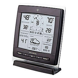AcuRite® Pro 5-in-1 Weather Station with Wind and Rain