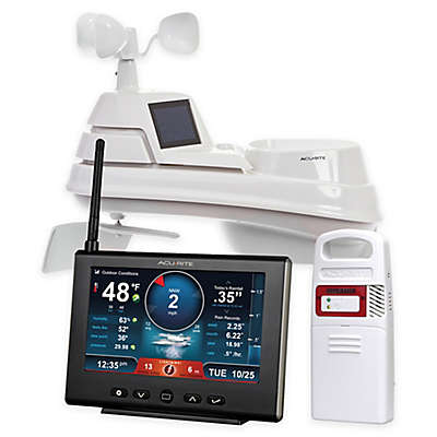 AcuRite® Pro 5-in-1 Weather Station with HD Display and Lightning Detector