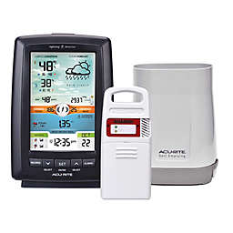 AcuRite® Weather Center with Rain Gauge and Lightning Detection